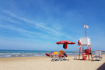 Spiaggia di Scialmarino, Vieste, Italy