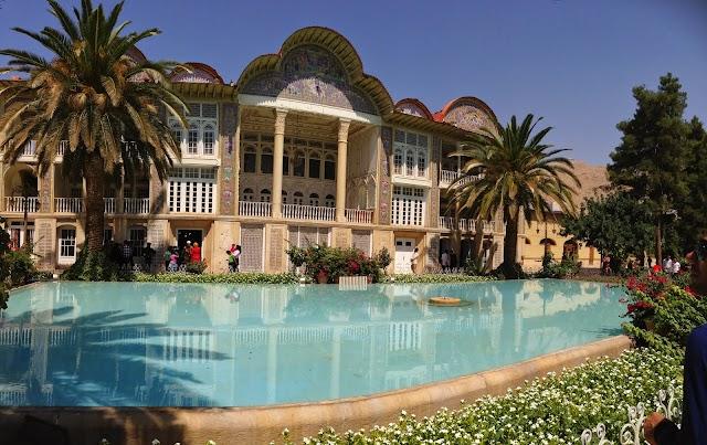 Jardin Iranien