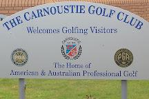 Carnoustie Golf Links, Carnoustie, United Kingdom