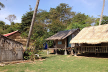 Koh Tonsay (Rabbit Island), Kep, Cambodia