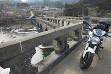 Yabakei Bridge, Nakatsu, Japan