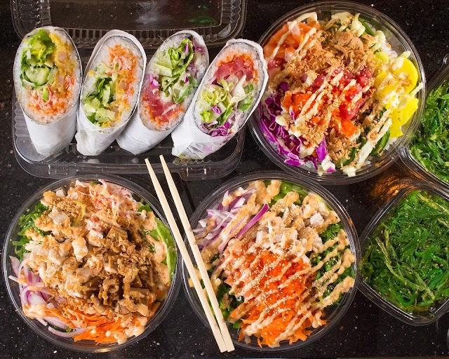 New Sushi@Allston