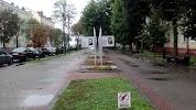 Аллея героев Могилевщины на фото Могилёва
