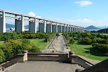 Seto Ohashi Memorial Park, Sakaide, Japan