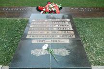 Military Memorial Cemetery, Volgograd, Russia