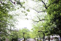 Sanyabori Park, Taito, Japan