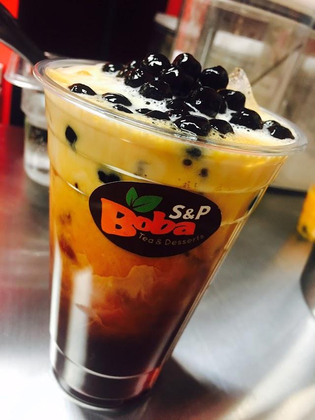 S&P Boba Tea