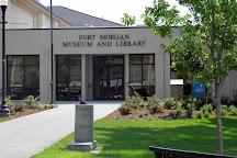 Fort Morgan Museum, Fort Morgan, United States
