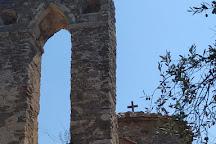Church of Agios Georgios Diasoritis, Chalkio, Greece