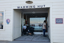 Warming Hut at the Presidio, San Francisco, United States