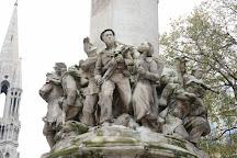 Monument des Mobiles, Marseille, France