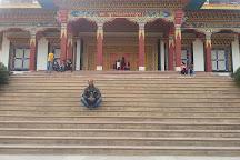 Dechen Choekhor Mahavihara Monastery, Kullu, India