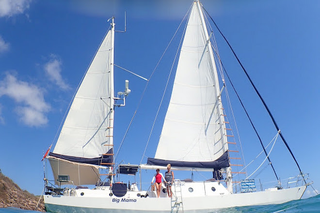 Big Mama Sailing, Horseshoe Bay, Australia
