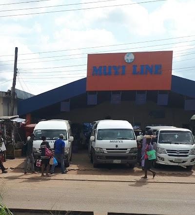 Muyi Line, Edo