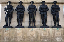 Guard's Division Memorial, London, United Kingdom