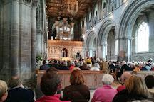 St. Davids Cathedral, St. Davids, United Kingdom