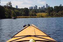 Deer Lake Park, Burnaby, Canada