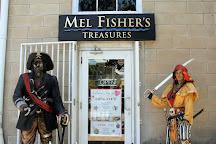 Mel Fisher's Treasures, Key West, United States