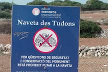 Naveta des Tudons, Ciutadella, Spain