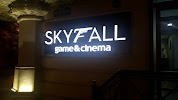 Skyfall game&cinema