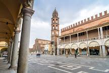 Piazza del Popolo, Faenza, Italy