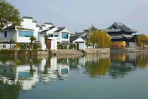 Jinxi Town, Kunshan, China