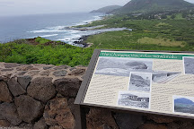 Pele's Chair, Oahu, United States
