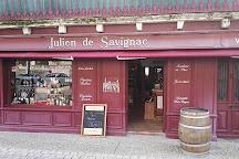 Julien de Savignac, Brantome en Perigord City, France
