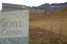 Col du Mont-Cenis, Lanslebourg Mont Cenis, France