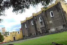 Ex-Convento de San Gabriel, San Pedro Cholula, Mexico