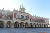 Cloth Hall (Sukiennice), Krakow, Poland