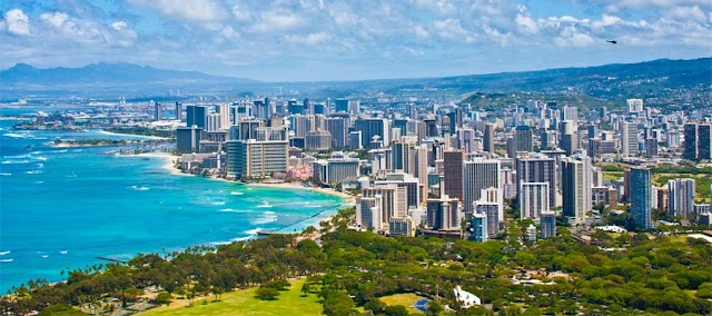 Honalulu Hawaii