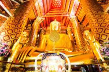 Wat Phanan Choeng Worawihan, Ayutthaya, Thailand