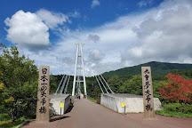 Kokonoe Yume Otsurihashi Bridge, Kokonoe-machi, Japan