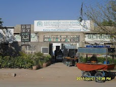 Aziz-e-Millat High School karachi