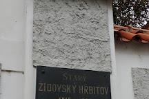 Jewish Cemetery in Kolin, Kolin, Czech Republic