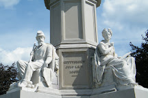Gettysburg National Cemetery, Gettysburg, United States