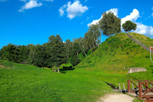 Merkine Mound, Merkine, Lithuania