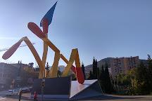 Pabellon de la Republica Espanola, Barcelona, Spain