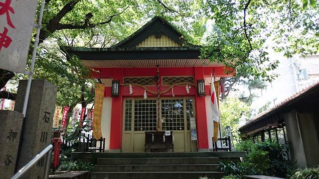 Ubuyuinari Shrine