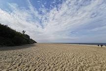 Jastrzebia Gora Beach, Jastrzebia Gora, Poland