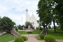 St. Casimir's Church, Lahojsk, Belarus