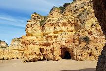 Praia dos Tres Irmaos, Alvor, Portugal