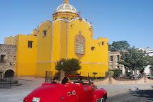 Plaza de Aranzazu, San Luis Potosi, Mexico