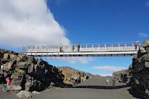Bridge Between Continents, Reykjavik, Iceland