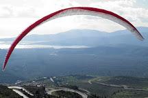 Paragliding Fun, Delphi, Greece