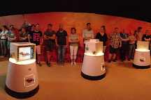 Mars Mission Game, Budapest, Hungary