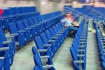 Ulker Sports Arena, Istanbul, Turkey