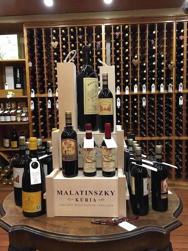 Malatinszky Wine Shop
