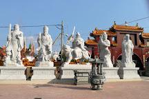 Tua Pek Kong Temple, Sitiawan, Malaysia